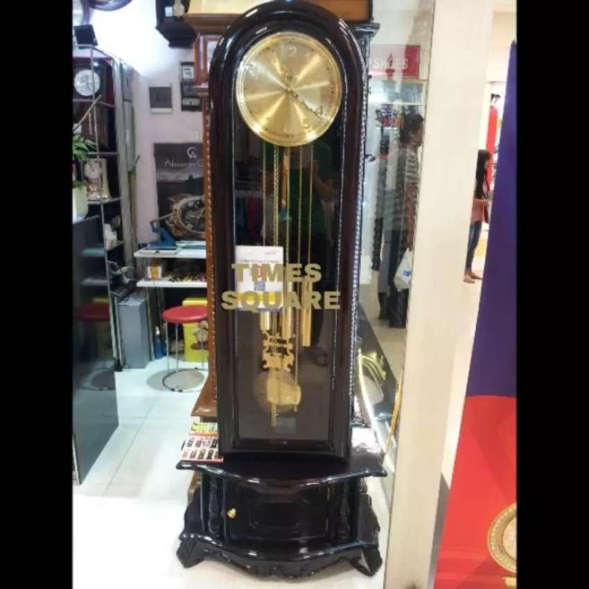 Grandfather Clock Minimalist Germany