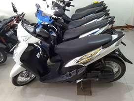 Mio 2010 super mulus siap kerja promo murah Tofeli JAYA motor