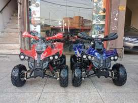High Quality 125cc Atv Quad Four Wheels Bike Deliver In All Pakistan