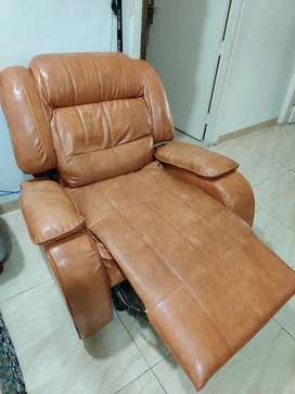 Rocking sofa