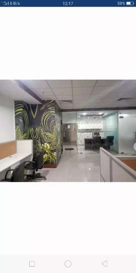 1370 Sq Ft Furnished Office for Sale