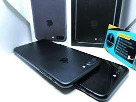 iPhone 7+ 128GB   lengkap siap pakai mulus bisa tukar tambah