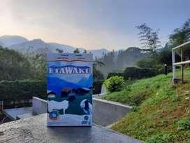 Susu kambing etawa (Etawaku)