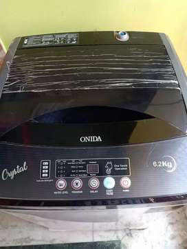 Onida crystal fully automatic washing machine