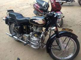 TN Regd bullet, Place : Palakkad.  Vehicle is in excellent condition