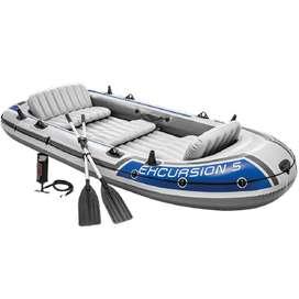 Perahu Karet Excursion 5 Kode 68325 INTEX