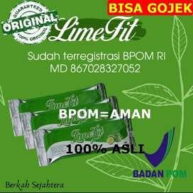 Serbuk Lemon Herbal Penurun Berat Badan Metode Detoxsifikasi COD