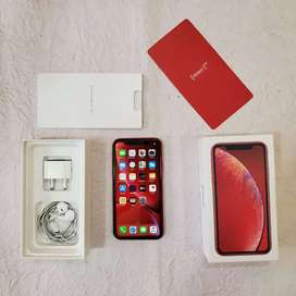 I phone xr 64 gb red color coimbatore