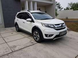 Honda BRV e cvt th 2016 mulus