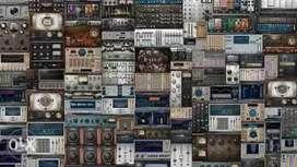 *instrument Vst Plugin Mixing & Mastring Plugin Bollywood Sample Pack.