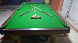 pool table & snooker