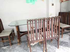 Dinning table for sale normal condition