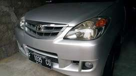 Fs : Toyota avanza G 1.3 manual ,silver metalik , tangan pertama