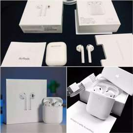 Brand New Airpods Ganration 2 Master copy with wire less charging case