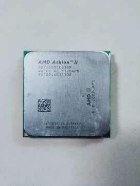 Amd athlon 2 running proccesor