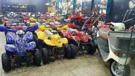 Full stock of 49 cc to 250cc Atv Quad bike available for sell here.