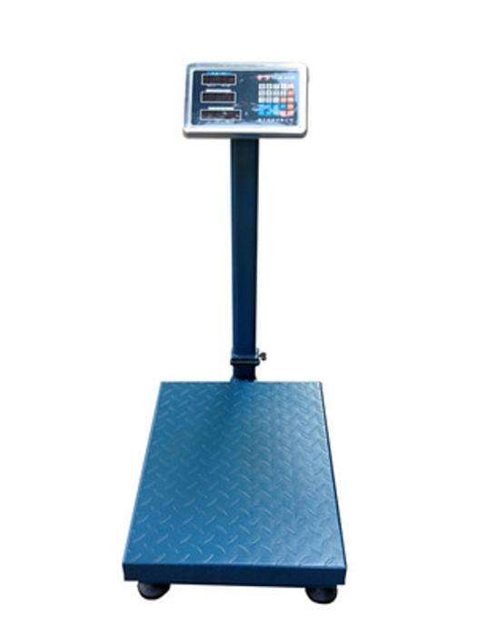 Timbangan digital lipat 300kg / 300kg / folding scale 0