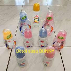 Clerance Sale Botol Susu BUNNY mix size 120/200/240ml