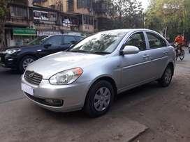 Hyundai Verna 2006-2009 Xi (Petrol), 2006, Petrol