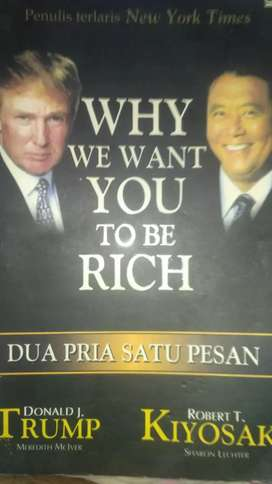 Why we want you to be rich 391 hal