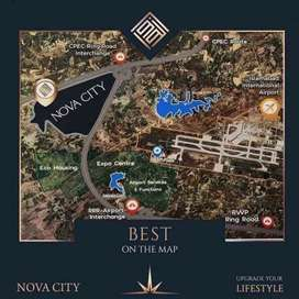Nova City Islamabad- Fresher plots available