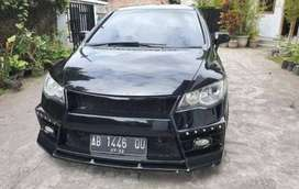 Honda Civic Ivtec 1.8 tahun 2007 automatic