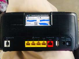 Fast wifi router BT