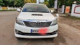Toyota Fortuner 2014 Diesel 80000 Km Driven