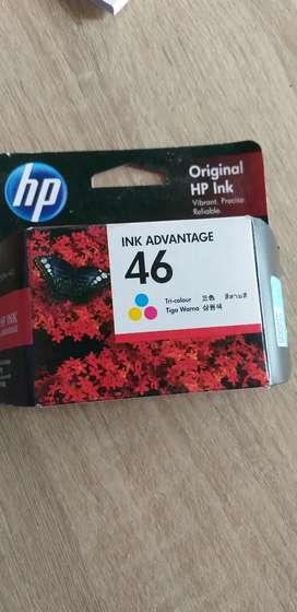 Tinta colour hp 46