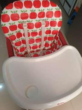 Kursi makan chocolate (high chair)