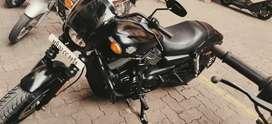 Harley Davidson Street 750 - 2016 with 2800 Km