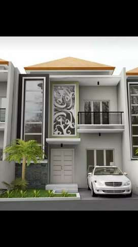Rumah Mewah 2 lantai termurah di Kota Samarinda