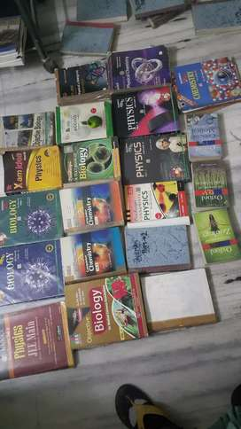 All book of 11,,12th medical available physics chemistry biology books