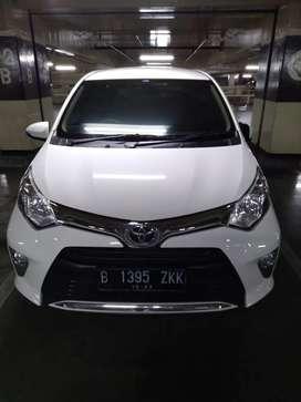 Over Kredit Resmi Toyota Calya 2018 akhir km rendah