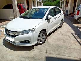 Honda City 2015 Diesel Well Maintained Car