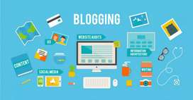 Content writer needed for blog site(Students)