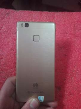 P9 lite golden 10/10 condition exchange possible
