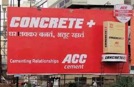 ACC Concrete Plus Xtra Strong Cement, Packaging Type: WPP Sack Bag