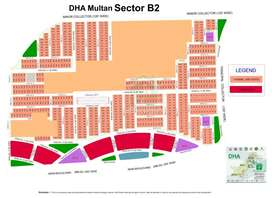 DHA Multan, Plot Available in Sector B2