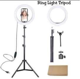 Ring light tripod panjang