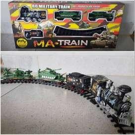 Mainan anak kereta api uap