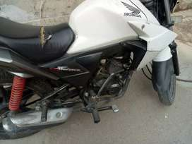 Good condition and New battery Tyre
