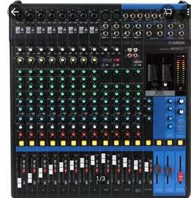 Yamaha digital 16 channel
