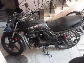 Its passion pro 2001 model  17717 km chaleya bas