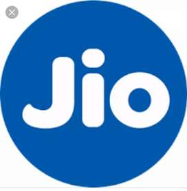 Reliance jio required for candidate Fresher can aaply