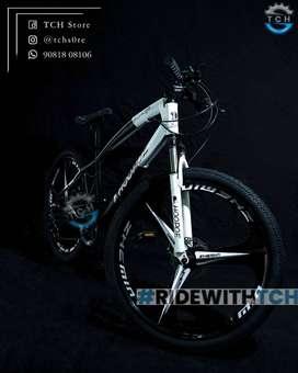 UAE BRAND HOOPOE SLEEK  MACHWHEEL BICYCLE WITH 21GEAR COMBINATION
