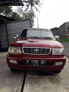 Kijang lgx diesel