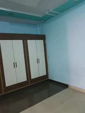 2 bhk semi furnished independent this flat at aliganj