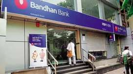 URGENT VACANCY IN BANDHAN BANK ACCOUNT JOB CALL NOW MALE FEMALE BOTH