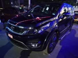 Tata Hexa Xta Navy blue 2018 model